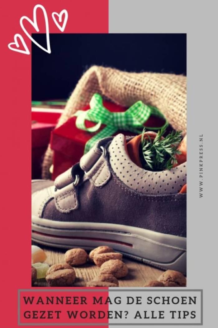 wanneer mag de schoen gezet worden cadeau tips sinterklaas - Wanneer mag de schoen gezet worden?