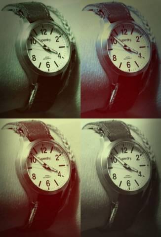 horloge - Fotografie