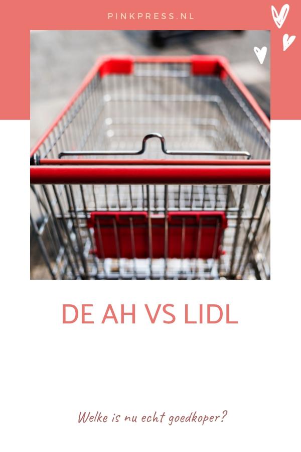 Albert Heijn vs Lidl - AH vs Lidl