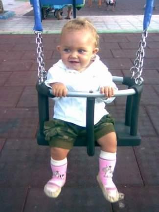 FB IMG 1474441557935 - Van baby naar puber: Mijn meisje is 10!