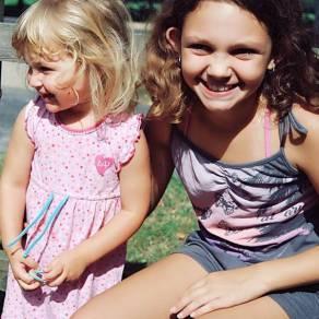 IMG 20160908 182413 - Van baby naar puber: Mijn meisje is 10!