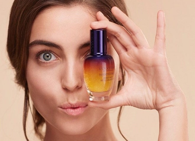 Immortelle Overnight Reset Serum van LOCCITANE - 12 Anti-rimpel crèmes getest!