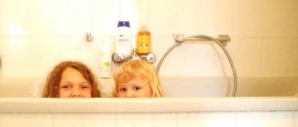 badblog - Het grote bad&douche gel review