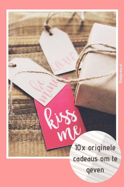 10x originele cadeaus - 10 x originele cadeau tips