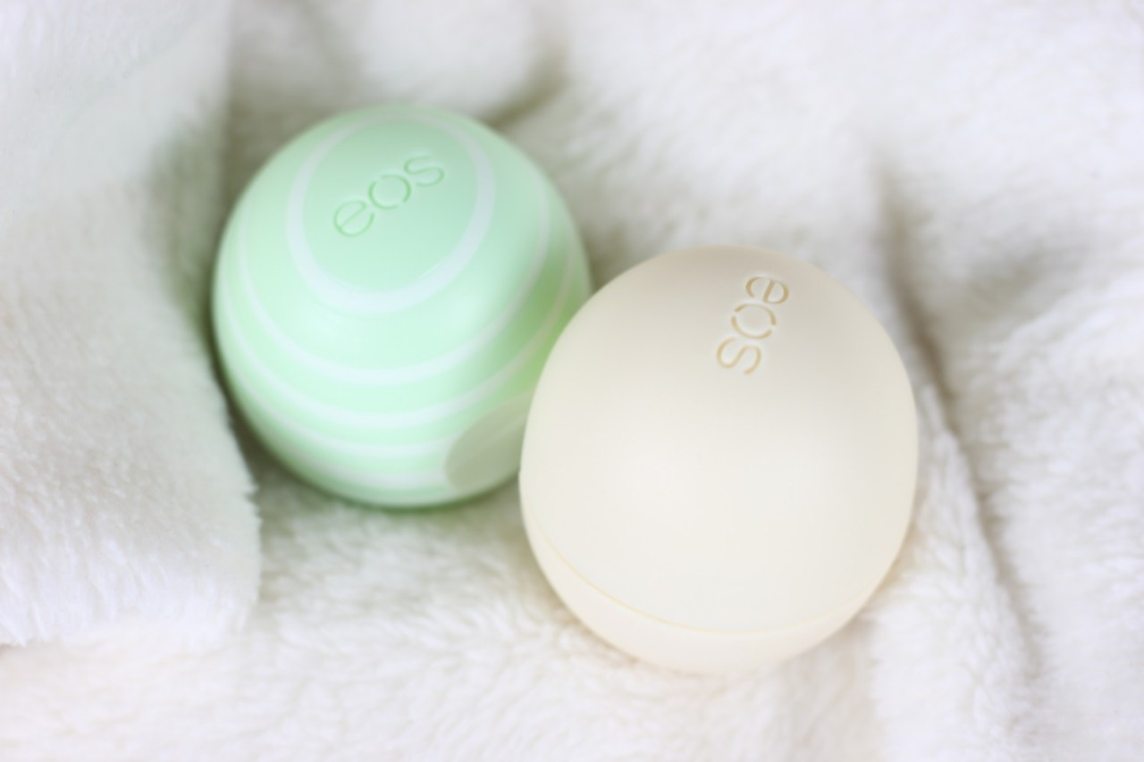 beauty 5 - Mmmm EOS lipbalm! De limited editions!