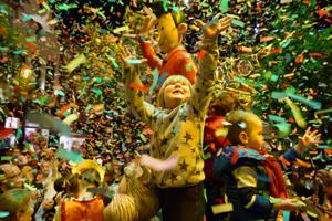 Carnaval2 - Naar Maya de Bij in de voorjaarsvakantie. Win 4 kaarten!