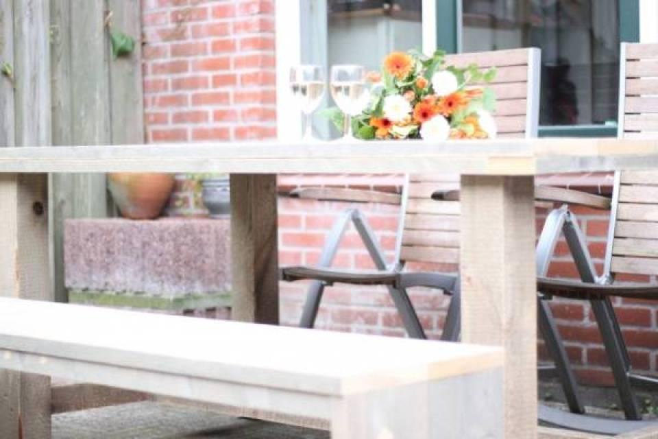 IMG 7325 - Een echte leef tuin, klaar voor de zomer!
