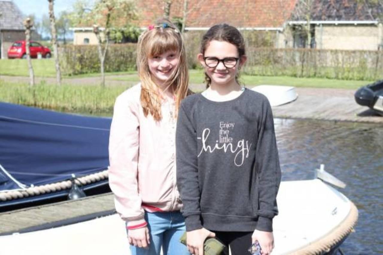 IMG 8055 - Op zeilkamp in Friesland bij 't Garijp