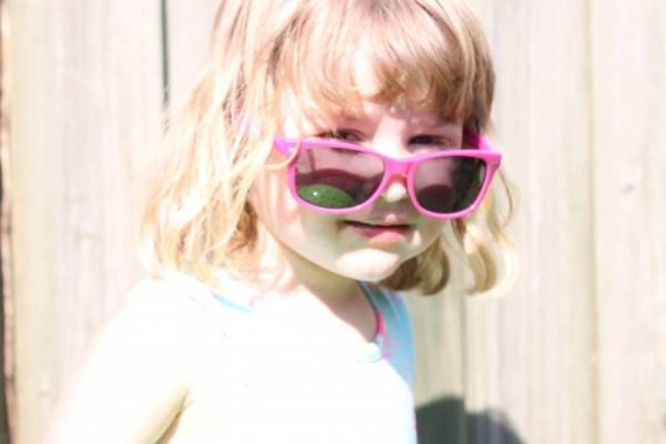 IMG 8323 - Een bril voor mij, voor mijn dochter en allemaal een nieuwe zonnebril.