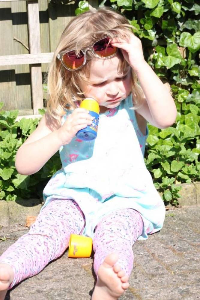 IMG 8342 - Een bril voor mij, voor mijn dochter en allemaal een nieuwe zonnebril.