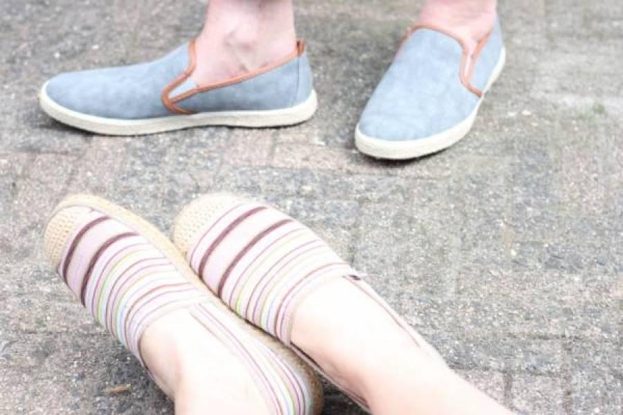 IMG 8593 - De lekkerste schoenen in de zomer. Ik noem mijn 5 favorieten.