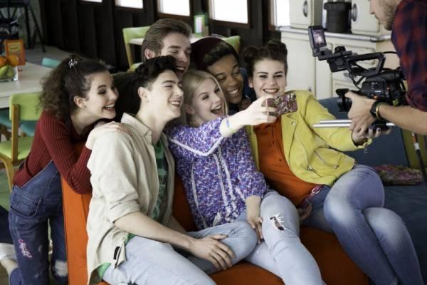 Just Like Me backstage cAnne van Zantwijk 3 - Ik vlog, jij vlogt, wij vloggen.. Met winactie van Just Like Me!