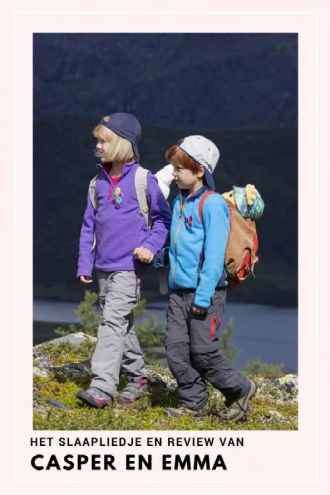 het slaapliedje van casper en emma met review - Casper en Emma in de bergen | het bekende liedje | en meer!
