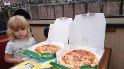 DSC 0058 - Als toerist door Amsterdam met de Pizza Cruise