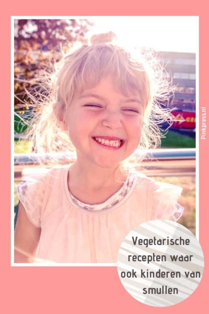 kindvriendelijke vegetarische recepten