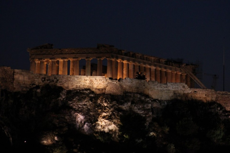 IMG 9694 1 - In 1 dag door Athene met #ilovegriekenland