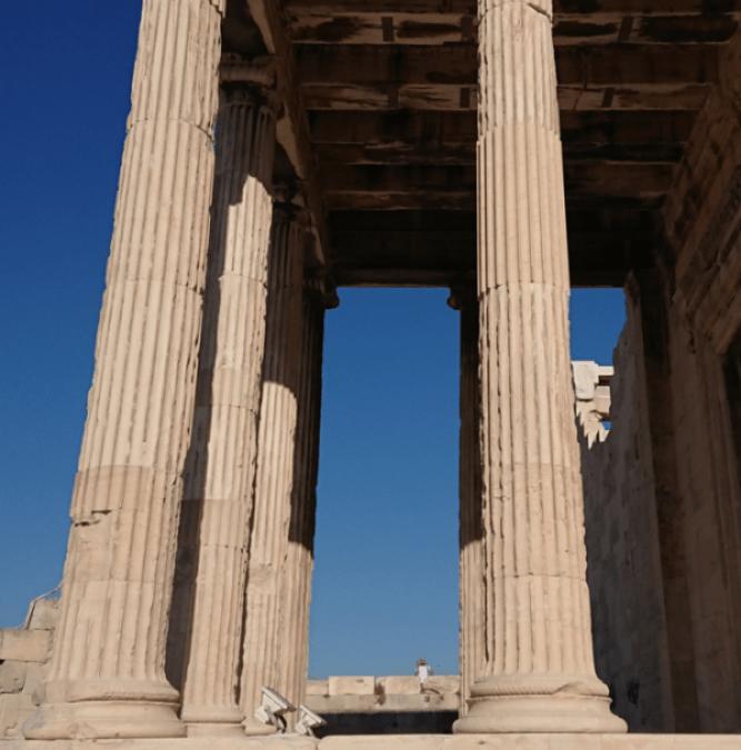 athene - In 1 dag door Athene met #ilovegriekenland