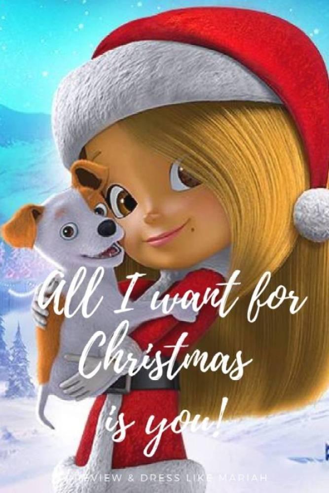 """All I want for Christmas is you - """"All I want for Christmas is you"""" is de hartverwarmende kerstfilm van het jaar!"""