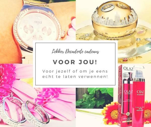 Lekker Decadente cadeaus - Top 10 lekker decadente cadeautjes die je wilt, maar niet nodig hebt!