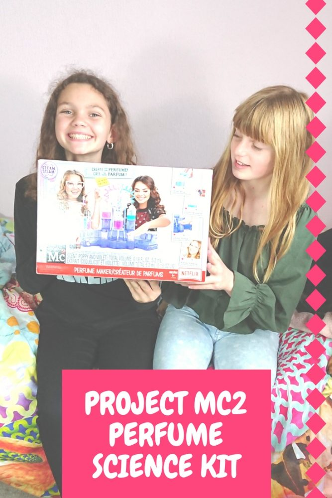 Project Mc2 Perfume Science Kit - Project Mc2 Perfume Science Kit WINACTIE!!