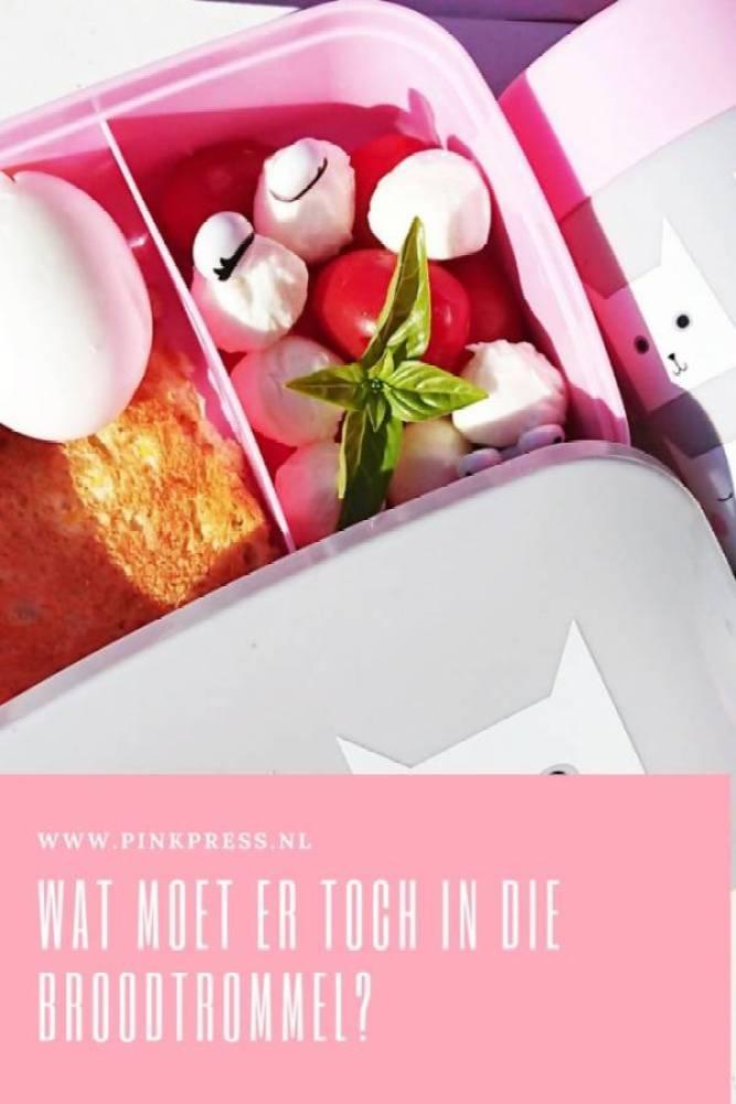 kleinekeuken - Minder suiker in de broodtrommel?