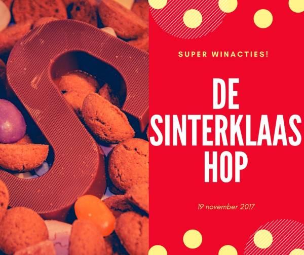 super winacties - De Sinterklaashop 2017 met review en kans op de L.O.L. surprise ballen!