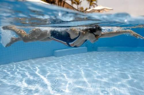 zwemmen in de winter - Lekker zwemmen in de winter is heerlijk!