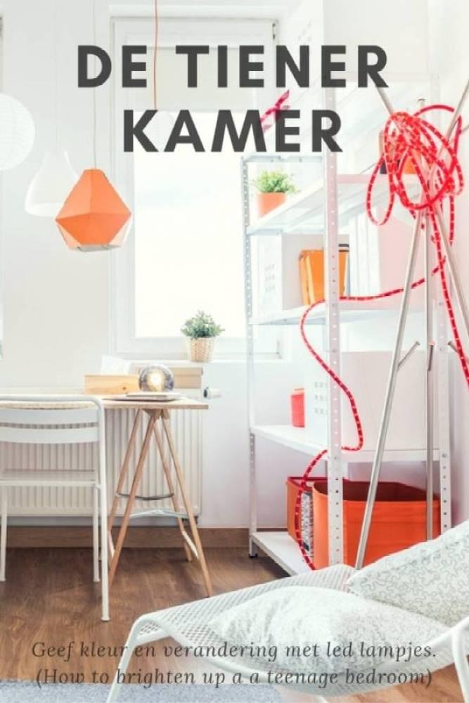 De tienerkamer - Een moderne tiener kamer sfeer geven, dat doe je zo!