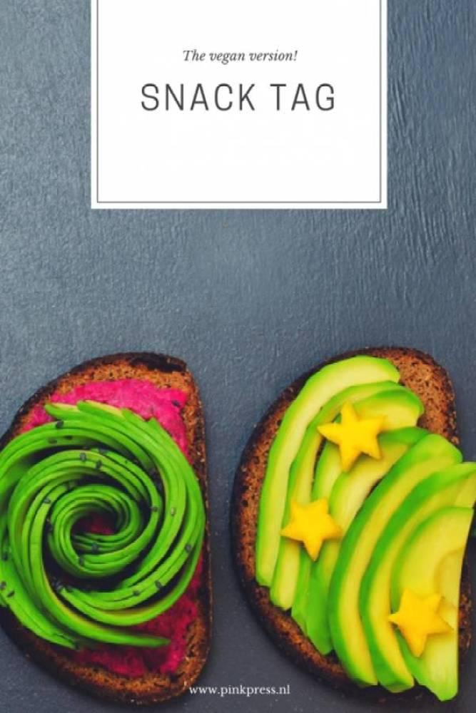 Snack tag - De snacktag, perfect voor een dag als vandaag..