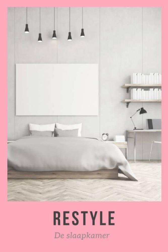 Restyle slaapkamer - Je slaapkamer restylen? Zó doe je dat!