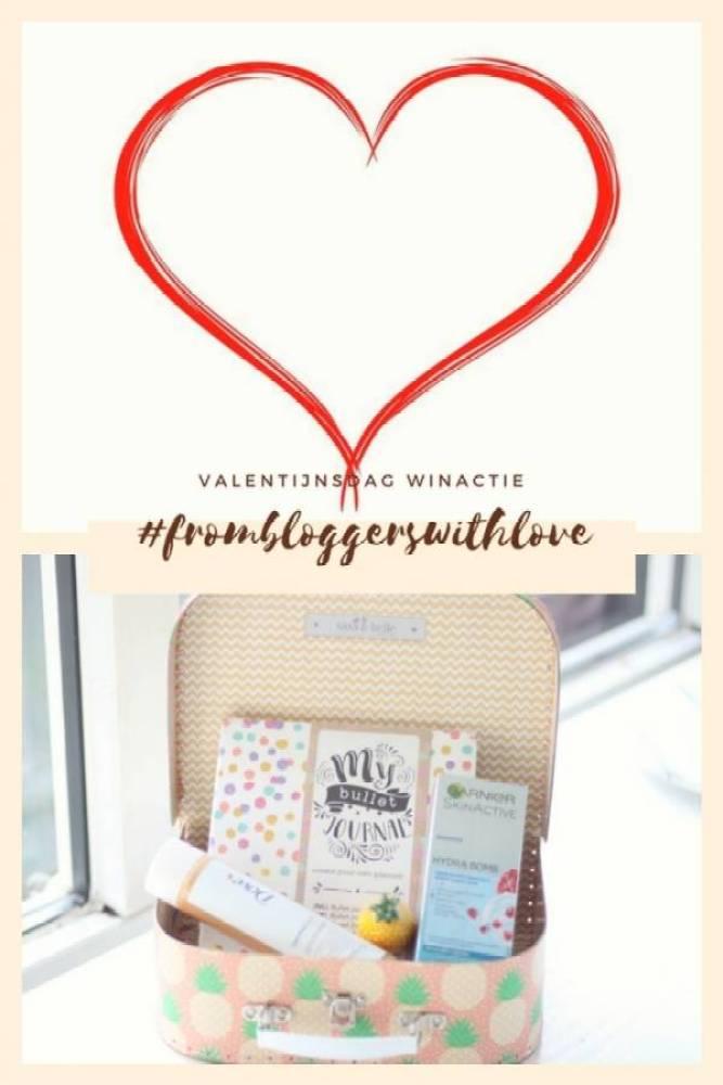 frombloggerswithlove - From Bloggers with Love | De Valentijnsdag hop | Winnen!