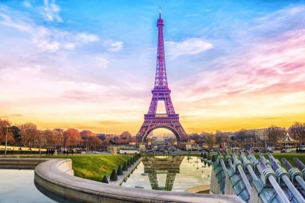 parijs - De winter ontsnappen   met de trein door Europa
