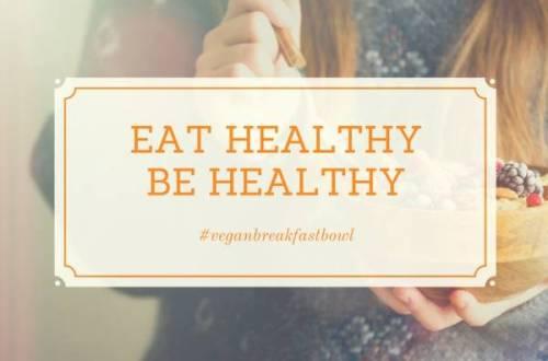 veganbreakfastbowl - Vegan breakfast bowl | een heerlijk recept