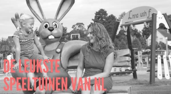 Mijn 3 favoriete speeltuinen in Nederland