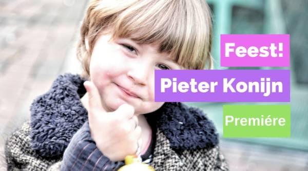 Pieter Konijn | Hop HOP op naar de bioscoop | Met Fource!