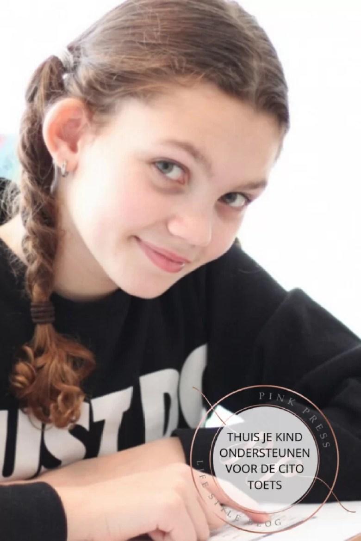 Thuis je kind ondersteunen voor de CITO toets