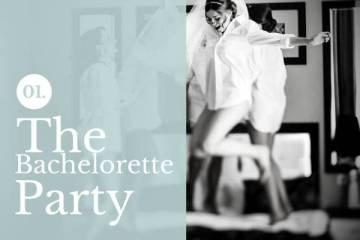 bachelorette - 5 Must-haves voor een bachelorette feest