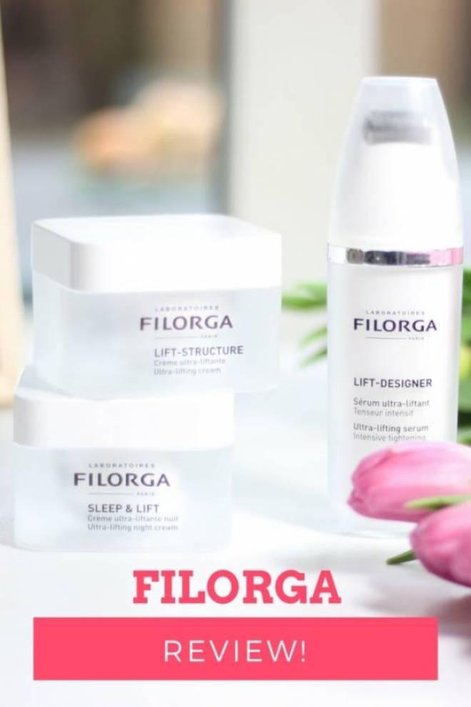 filorga review - Het Filorga review | Geen botox meer | Met winactie!