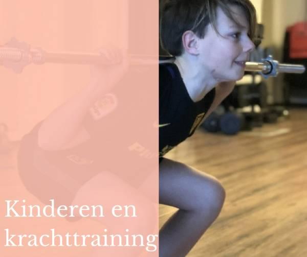 krachttraining - Krachtraining voor kinderen | Zo kun je binnen sporten