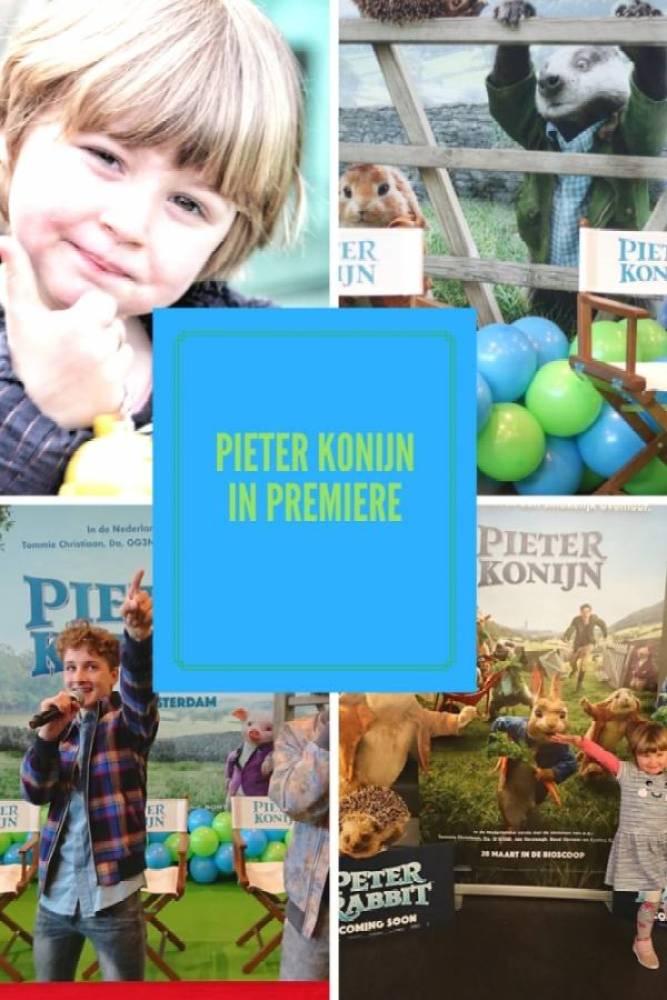 pieter konijn premiere - Pieter Konijn   Hop HOP op naar de bioscoop   Met Fource!