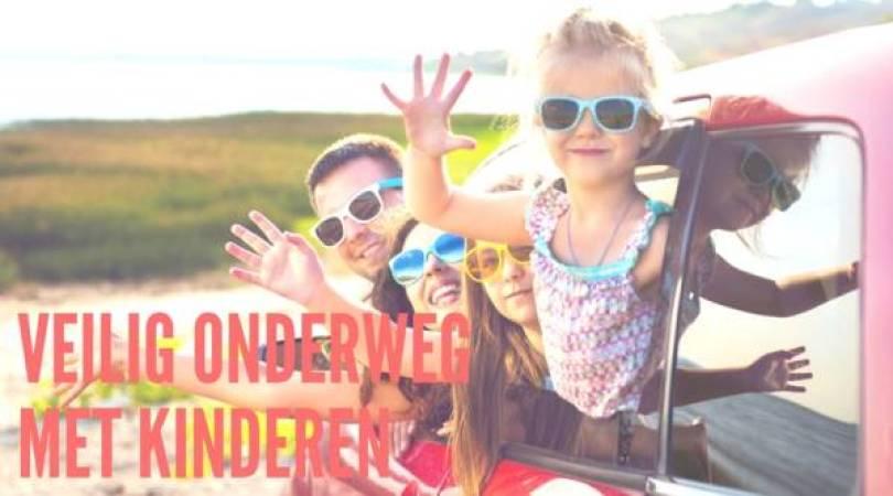 veiligonderweg - Veilig op reis   Met kinderen in de auto   Betty