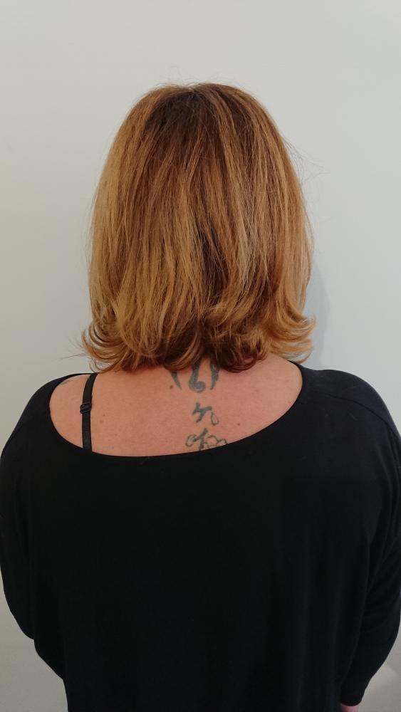 DSC 0312 - Het haar herstellen met blondering kan dat? | Revolution Blond