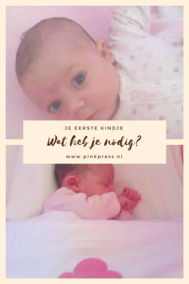 Je eerste kindje - Mijn eerste kindje | Dit was mijn lijstje met wat ik nodig had!
