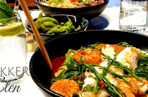 lekker eten - We LOOOOVE Wagamama en andere lekkere (vega) eettentjes