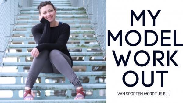 mymodelworkout - Van sporten wordt je blij!   Review MyModelWorkout
