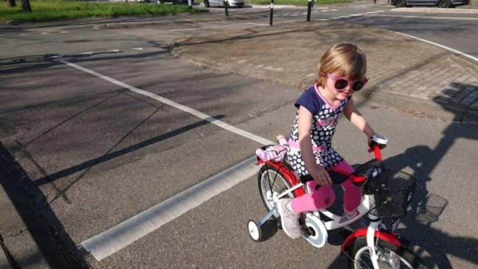 DSC 0225 - Zo leer je jouw kind fietsen op de allerleukste manier!