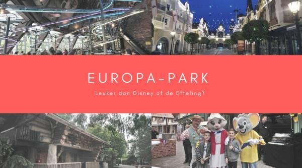 Europa-Park | Het leukste pretpark van Europa dat je niet mag missen!