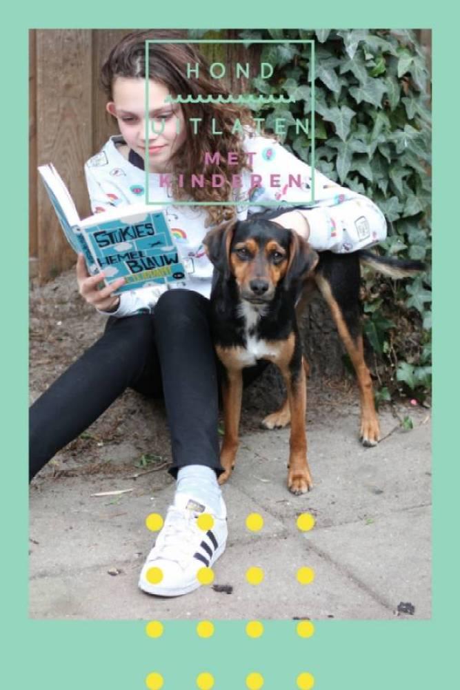 hond uitlaten met kinderen - Honden uitlaten met kinderen | 5 tips