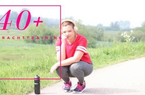 krachttraining na je 40 - Waarom je begint met krachttrainen na je 40ste