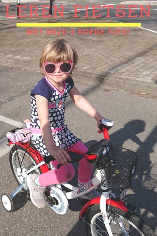 leren fietsen 3 tips - Zo leer je jouw kind fietsen op de allerleukste manier!